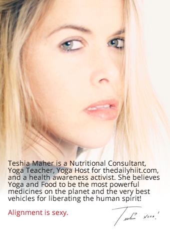 Teshia